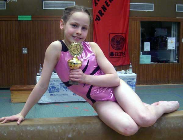 Dormagen : Sarah Voss will 2016 bei den Olympischen