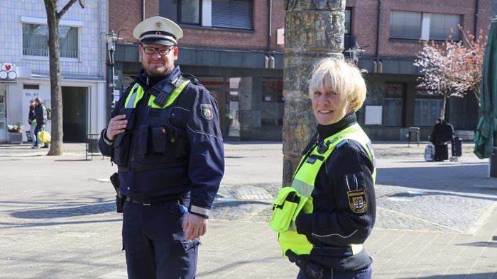 Kaffeebecher BÄRENSTARKER KAFFEE für Freunde und Helfer Polizei Kripo Polizisten